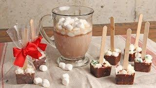 Hot Chocolate On A Stick | Episode 1212