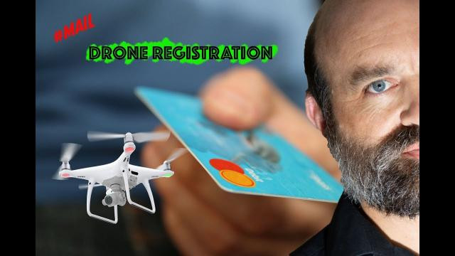 Has the CAA gone quiet on Drone Registration? //MAIL- #123