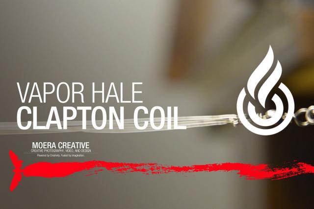 DJI Ronin - Clapton Vape Coils