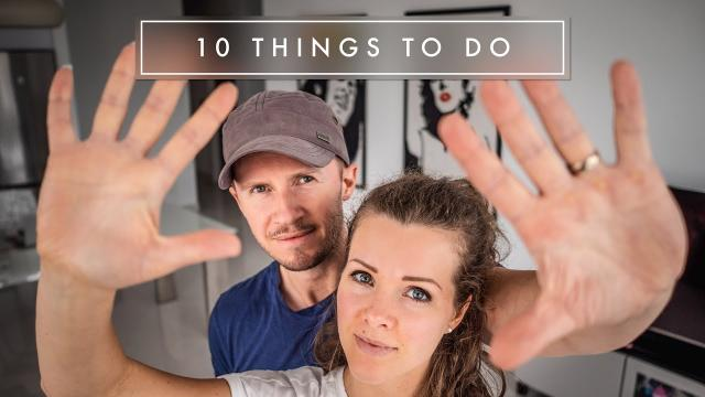 QUARANTINED AND CAN'T FLY YOUR DRONE? 10 THINGS TO DO!!