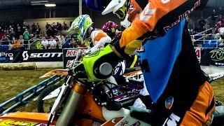 GoPro: Taylor Robert Shreds Hometown Endurcross Race