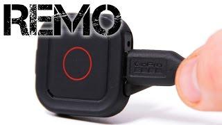 GoPro REMO | Voice Activated Remote Control