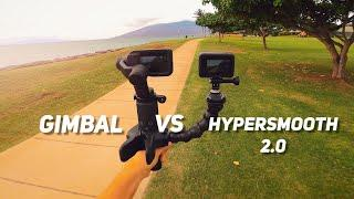 Hero8 HyperSmooth 2.0 VS Gimbal - #GoProTip 663 | MicBergsma