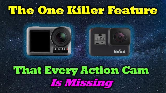 One Killer  Feature That Every Action Camera is Missing