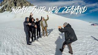"GoPro Skate: Road Trip New Zealand - ""Over Ice"" - Ep. 2"