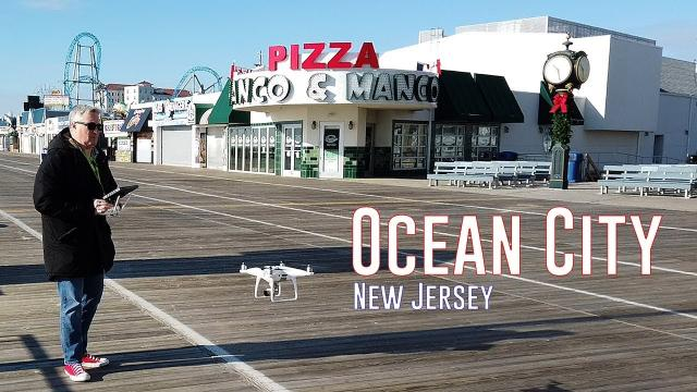 Ocean City, New Jersey Meetup - KEN HERON (4K)