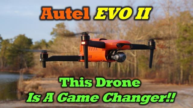 Autel Evo II - Hands-On and Closer Look - It's Incredible!
