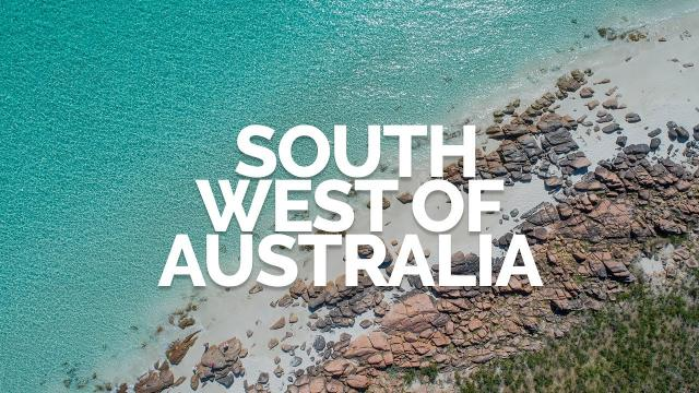 AIRSPACE DRONE TRAVEL VLOG - SOUTH WEST OF AUSTRALIA (Yallingup, Meelup + Smiths Beach and Injidup)