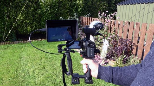 FEELWORLD F6 Plus 5.5 Inch Camera Field Monitor