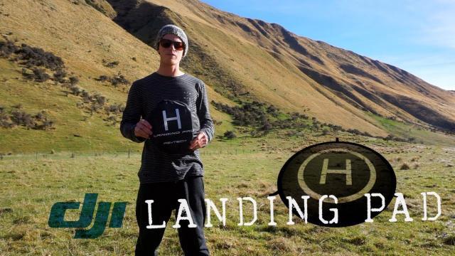DJI Mavic Pro - Landing Pad Review