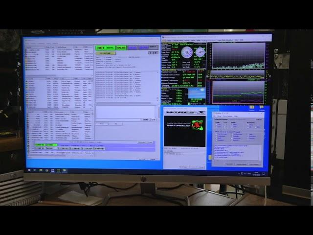 Weather X Software That works with Wires-X