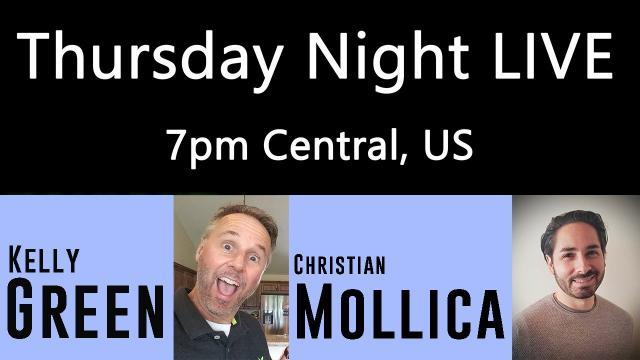 Ken Heron - TNL (Show #181) FPV Author Christian Mollica