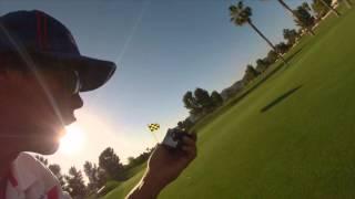 GoPro Vs. Golf Ball