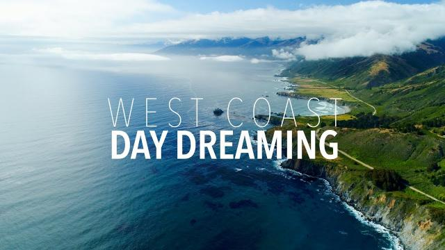 WEST COAST DAY DREAMING! DJI INSPIRE 2 / PHANTOM 4 PRO!
