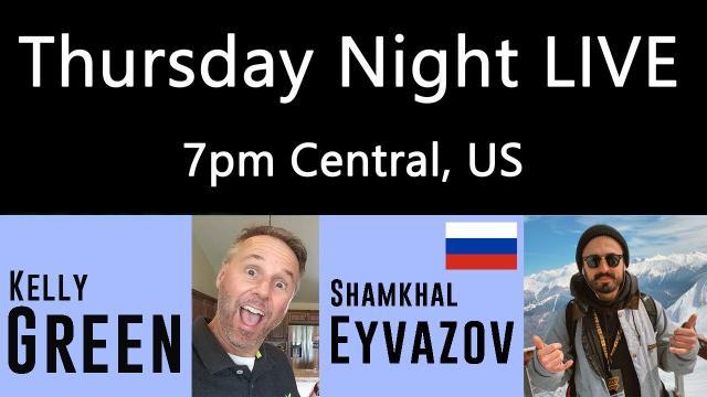 Ken Heron - TNL (Show #206) Chernobyl pilot Shamkhal Eyvazov