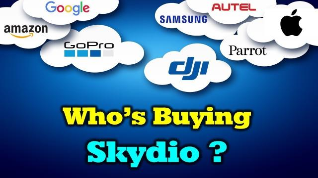 Who's Buying Skydio? - A Nerds Perspective