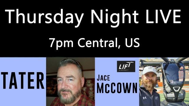 TNL (Show #219) Jace McCown from LIFT eVTOL