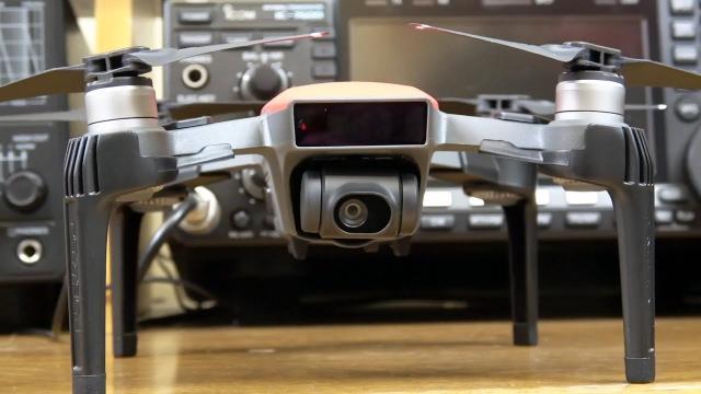 DJI Spark Landing Gear Risers from PGYTECH