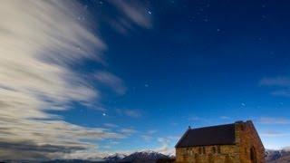 60 Hours On New Zealand's South Island - GoPro Hero3 Timelapse