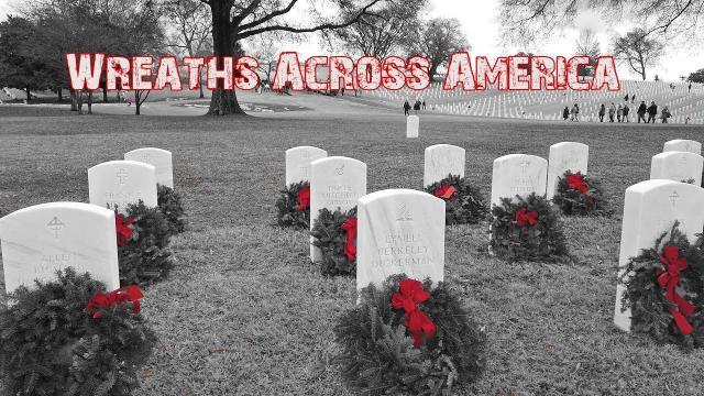 #WreathsAcrossAmerica Chattanooga National Cemetery 2018