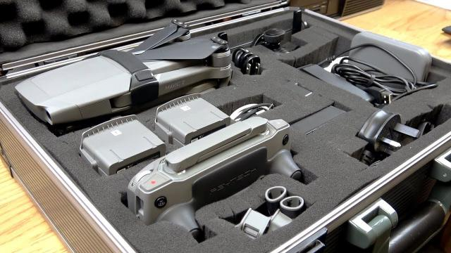 DJI Mavic 2 DIY Flight Case I Use