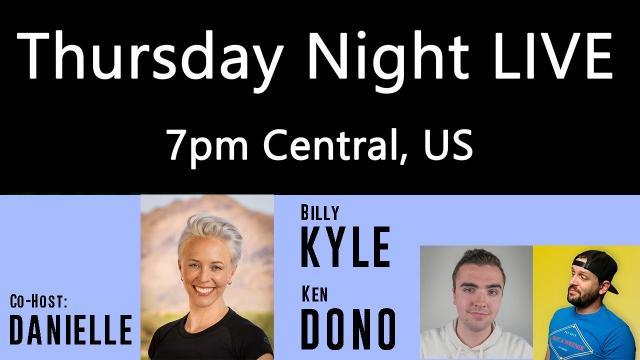 Ken Heron - TNL (Show #188) Billy Kyle and Original Dobo