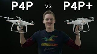 DJI Phantom 4 Pro vs DJI Phantom 4 Pro+ | Comparison