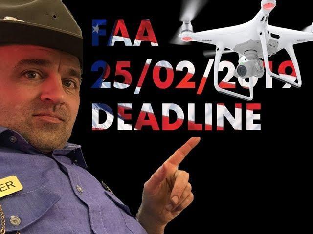 NEW FAA Drone Rules Label reminder & DJI Mavic 2 Pro is Back...