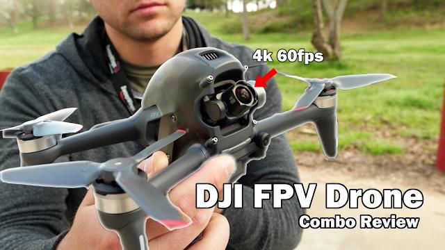 The DJI FPV Drone Combo - A Prop in Both Drone Worlds