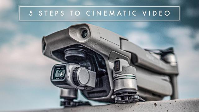 MAVIC AIR 2 // 5 TIPS FOR CINEMATIC FOOTAGE