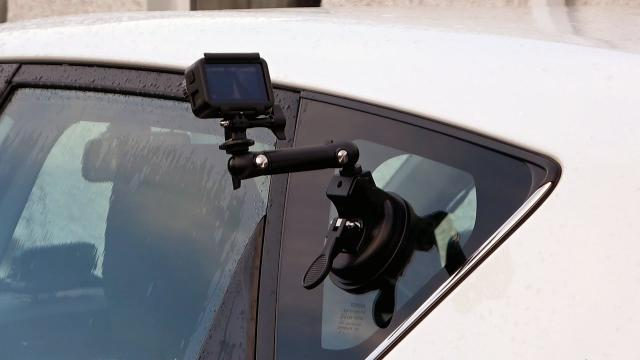Action Camera Smartphone Suction Cup