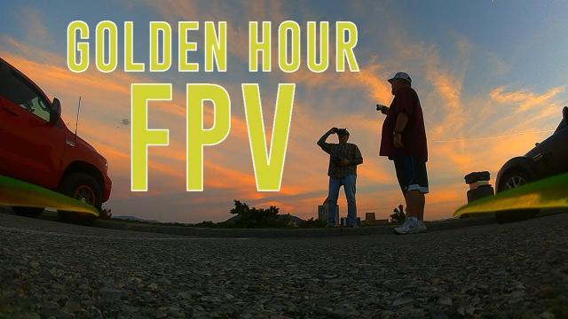 Golden Hour FPV in Roanoke Virginia - KEN HERON