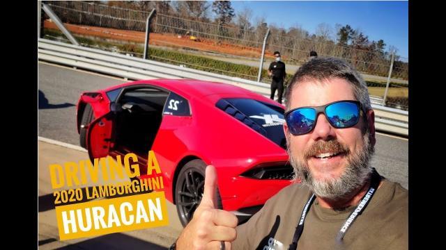 Driving a 2020 Lamborghini Huracan! #ExtremeExperience