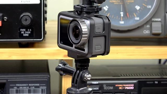 DJI OSMO Action Alloy Housing