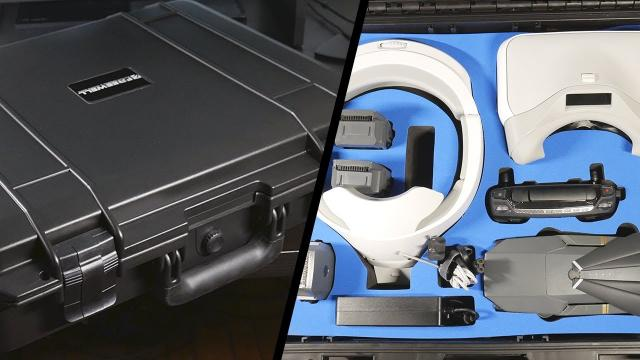 A Tough Case to Carry Your Mavic Pro and DJI Goggles Together