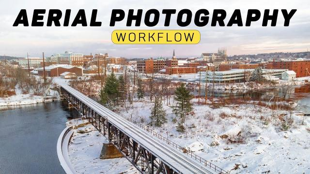 How To Improve Your Drone Photography Workflow (Shooting & Editing Techniques)
