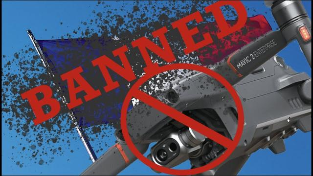 France BANS Police Drones.. Is that all drones with Cameras?