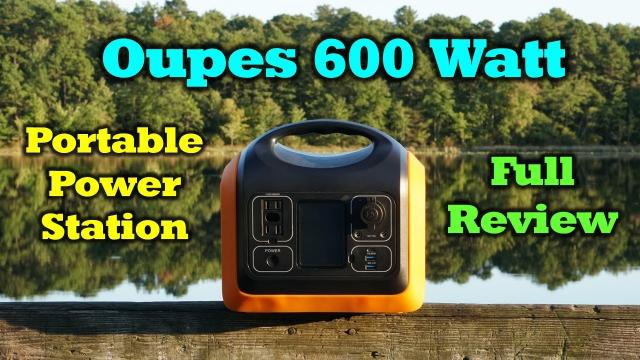 Oupes Portable Power Station | Power To Spare - Complete Review