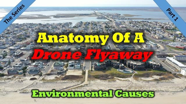 Anatomy of a Mavic Mini Flyaway - How Not To Lose Your Drone