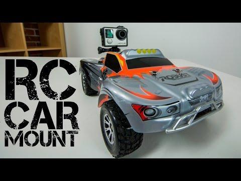 RC Car GoPro Mount