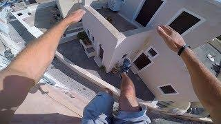 GoPro Awards: Freerunning Santorini