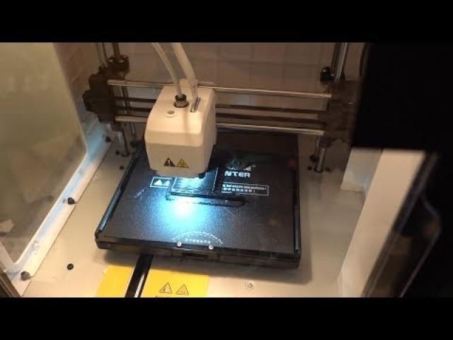 Learning to 3D Print...Live from my workshop