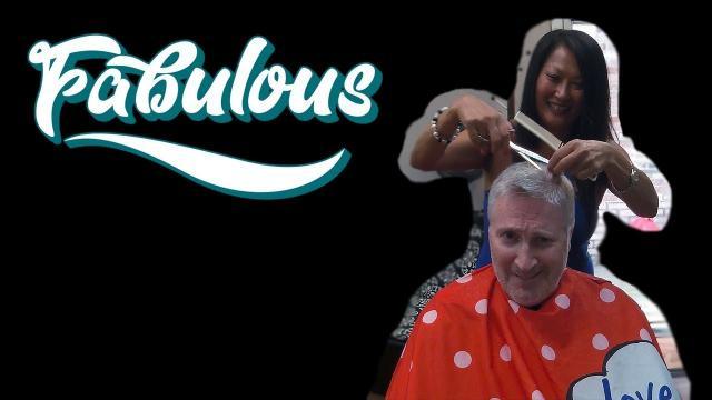 The Secret to my FABULOUS Hair - Ken Heron