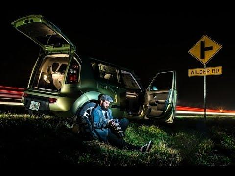 Creative Long Exposure + Light Painting Tutorial - PART 1