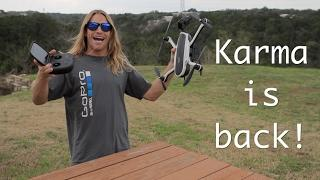 GoPro Karma is baaaaack!
