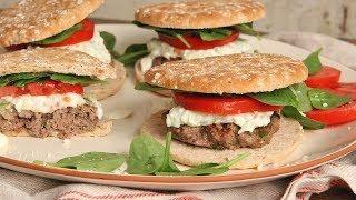 Greek Burgers   Ep. 1276