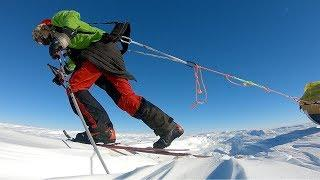 GoPro: World's First Antarctica Crossing | Solo, Unsupported and Unaided.