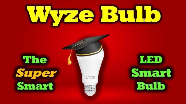 Wyze Bulb Review