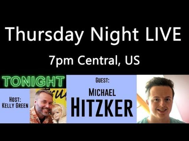 Ken Heron - TNL (Show #110) Michael Hitzker and Freewell lens filter giveaway