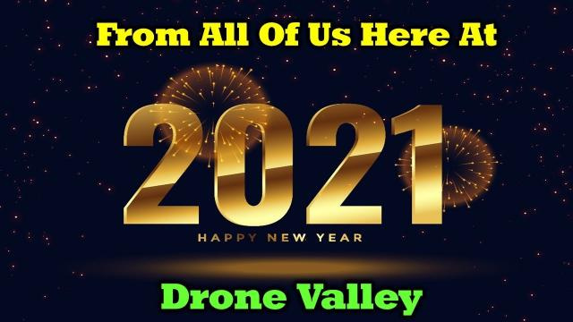 Happy New Year From Drone Valley